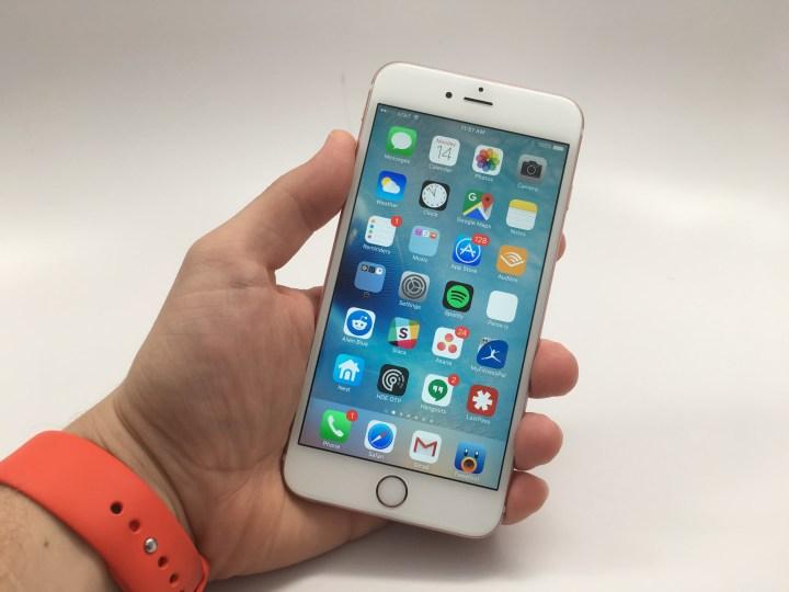 iPhone 6s Plus iOS 9.2 Update - 8