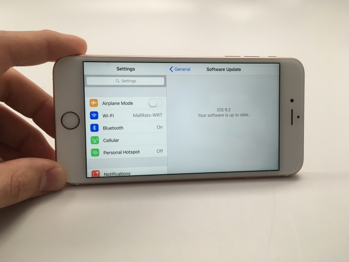 What iPhone 6s Plus users need to know about the iOS 9.2 update.