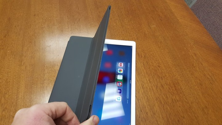 ipad pro smart cover thickness