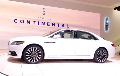 2017 Lincoln Continental - - 3