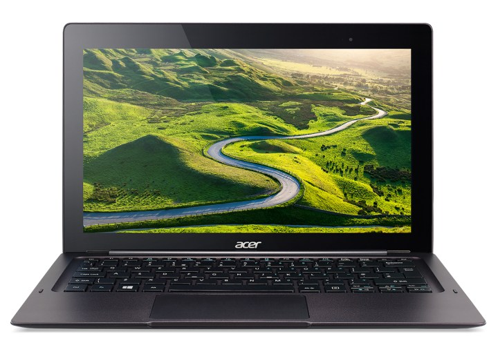 Acer Switch 12 S SW7-272 straight forward