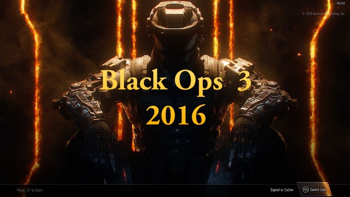 What you need to know about Black Ops 3 in 2016.