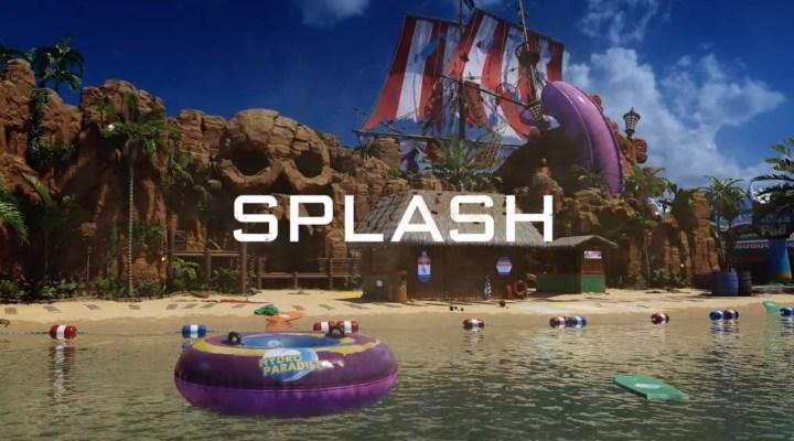 Splash and Gauntlet