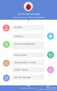 Galaxy S7-bench