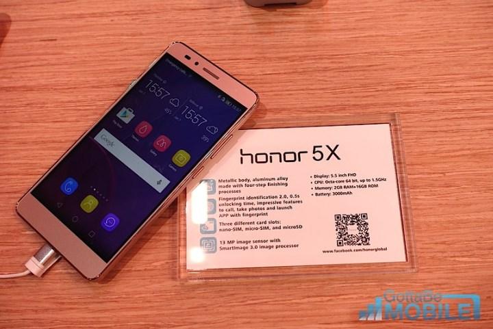 Honor5x-specs