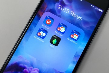 The Intuit TurboTax tax software and apps you need to do your 2015 taxes.