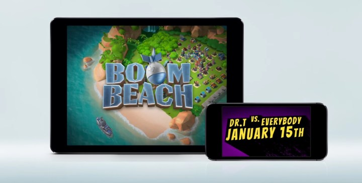 Dr. T Boom Beach Release Date