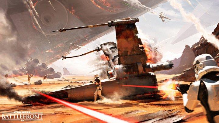 Star Wars Battlefront DLC