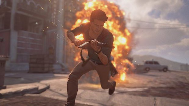 Uncharted 4 Release Time