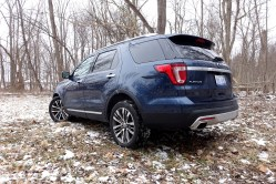 2016 Ford Explorer Platinum Review - 18