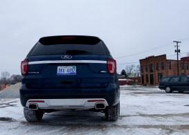 2016 Ford Explorer Platinum Review - 34