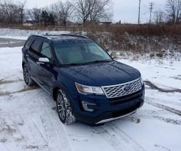 2016 Ford Explorer Platinum Review - 36