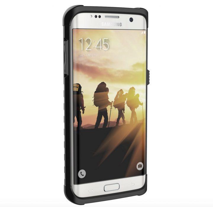 UAG Galaxy S7 Edge Featherlight Case