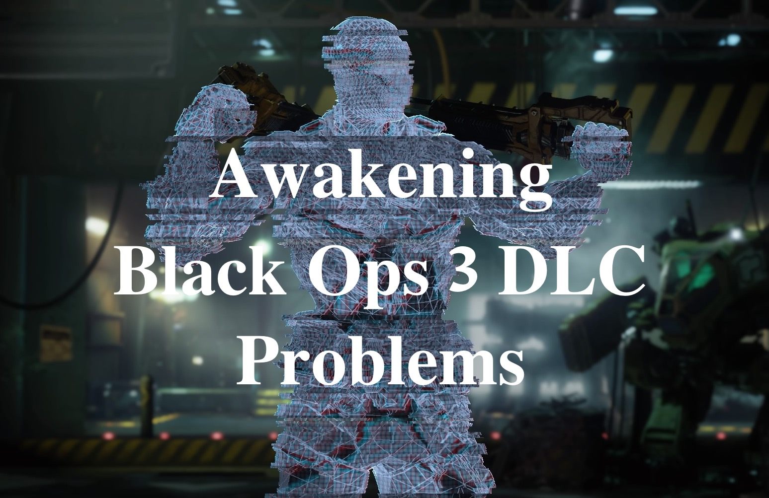 Black ops matchmaking problems