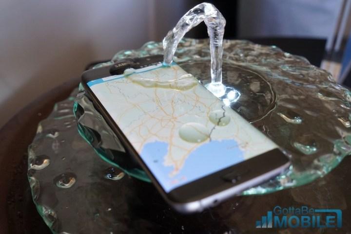 Waterproof Galaxy S7 Edge Design