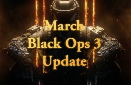 What you can expect from the March Black Ops 3 update.