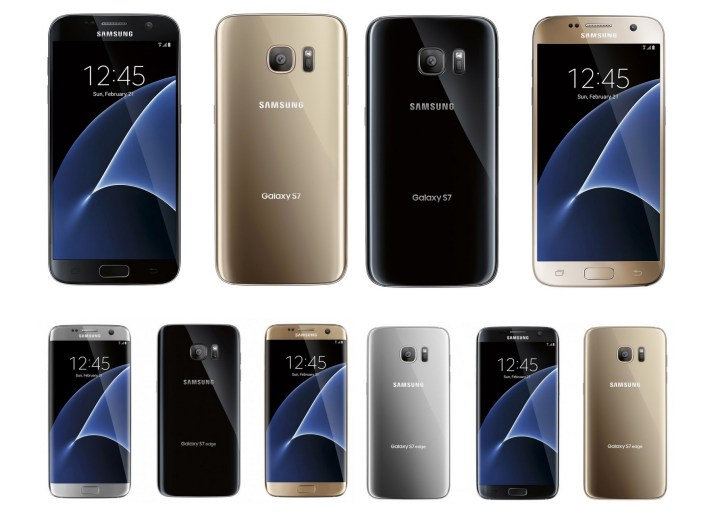 This is the Galaxy S7 and Galaxy S7 Edge