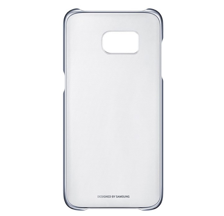 Galaxy S7 Edge Clear Cover Case