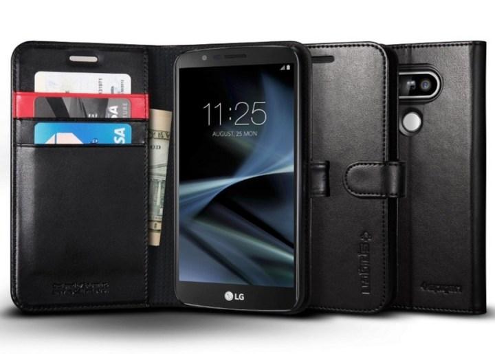 Spigen LG G5 Wallet Case