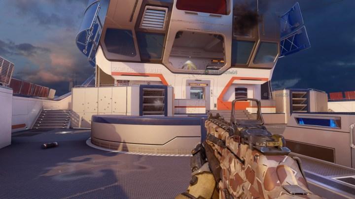 Skyjacked map review in Awakening DLC.