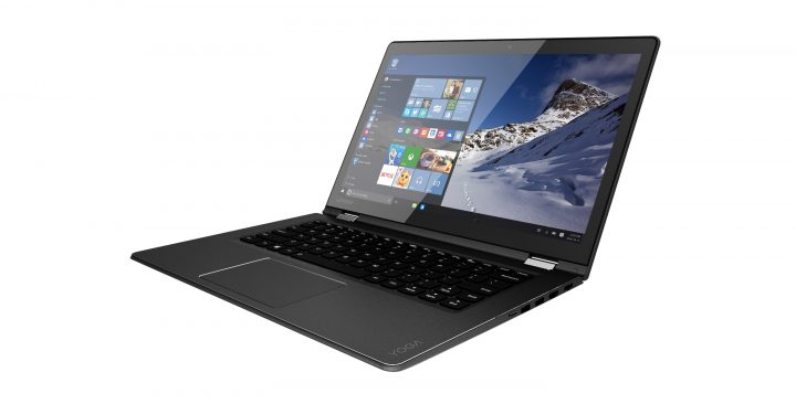 The Lenovo Yoga 510 14-inch.