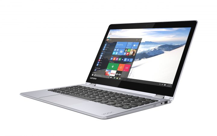 The Lenovo Yoga 710 11-inch.