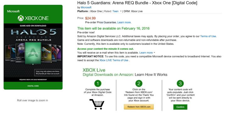 halo 5 REQ Bundle