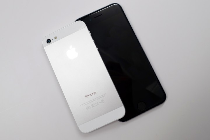 iPhone 6s vs iPhone 5se - 10