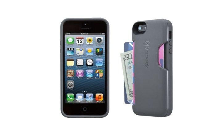 Speck iPhone SE Wallet Case