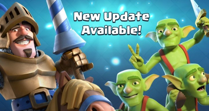 Clash Royale Update Release Date