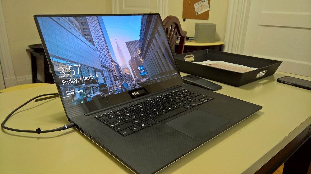Dell XPS 15: Equipped for the Amazing
