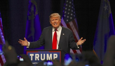 What you need to know about the Donald Trump Anonymous video. Joseph Sohm / Shutterstock.com