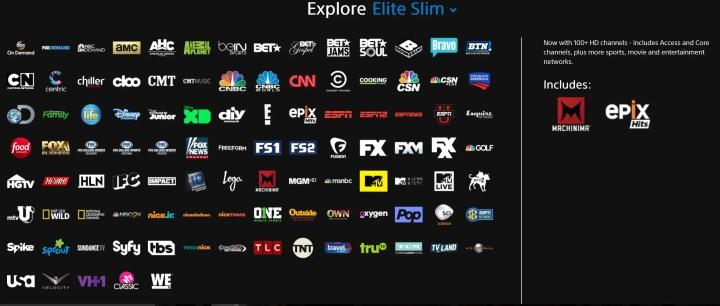 Elite Slim