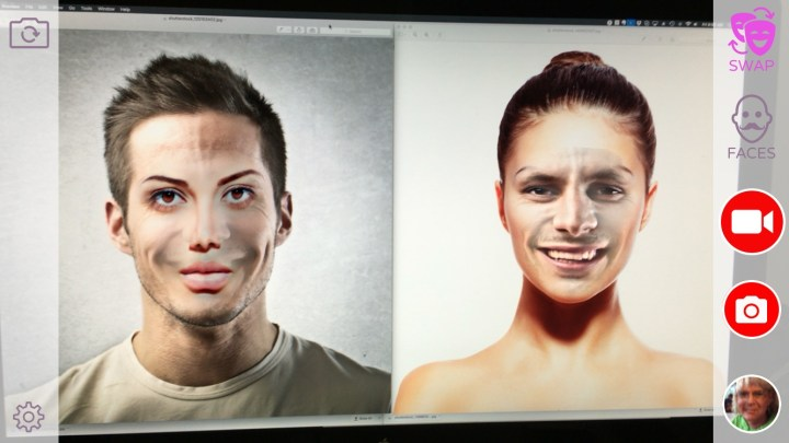 Face Swap Live App - 1