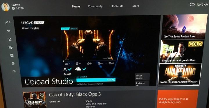 Select the Awakening DLC ad.