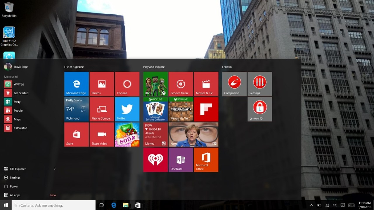 How to Change a Microsoft Account Picture in Windows 10
