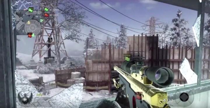 Black Ops 3 Array Map Remake
