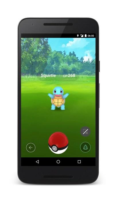 Pokémon Go device 4