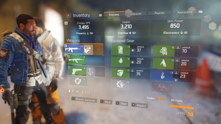 TOM CLANCY'S THE DIVISION (4)