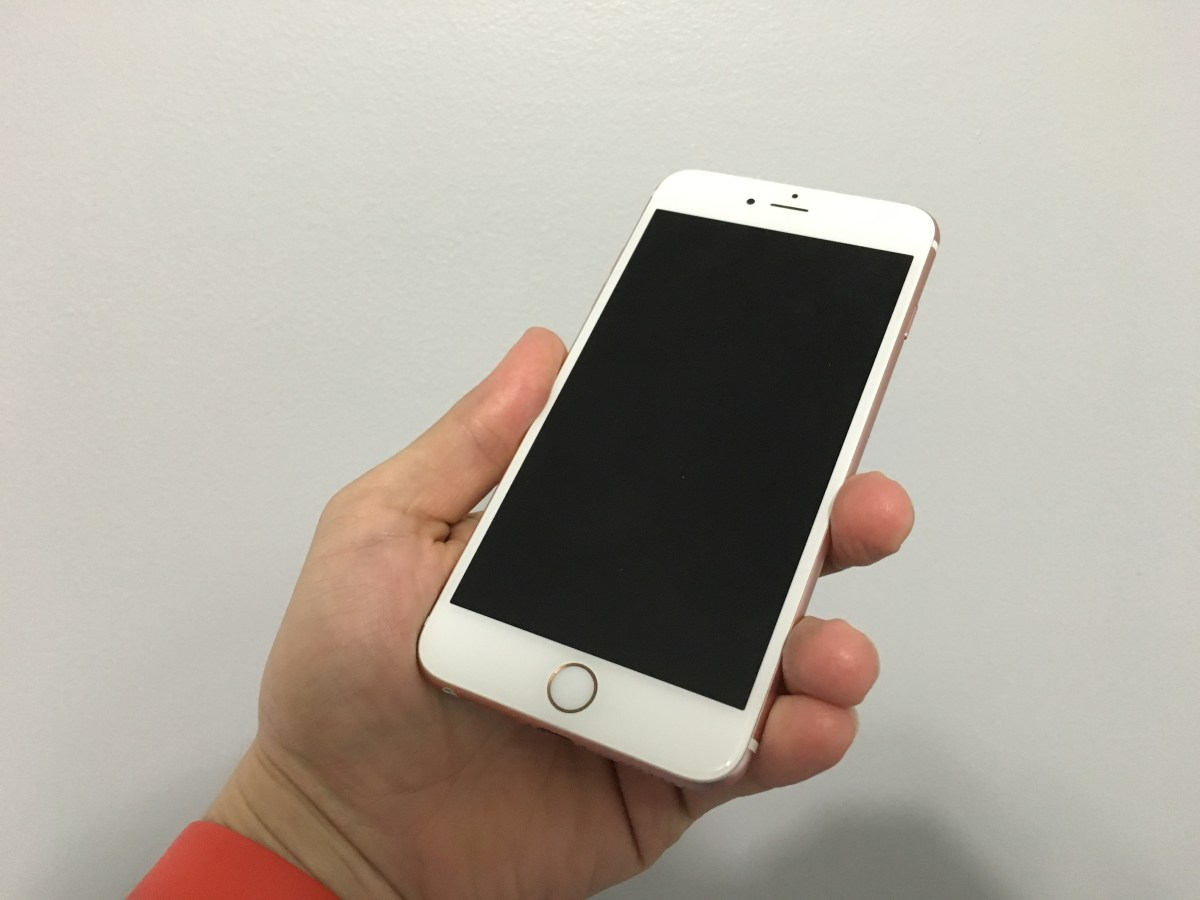 iPhone 6s PLus iOS 9.3 update - 5