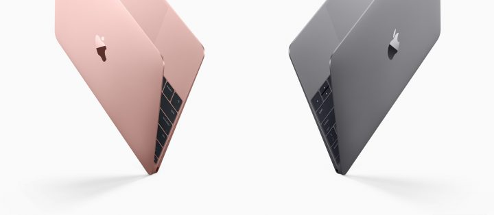 The 2016 MacBook release is here.