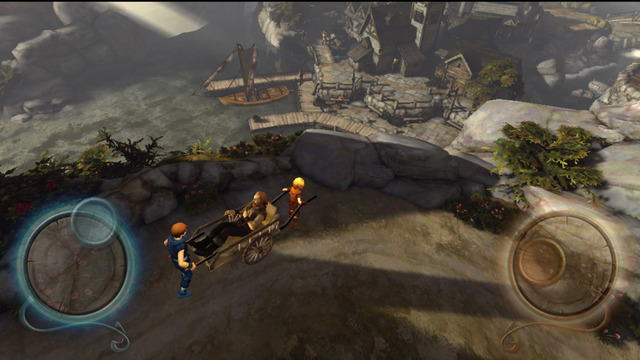 Best iPhone Games - Brothers - A Tale of Two Sons