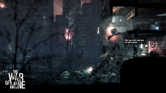 Best iPhone Games - This War of Mine