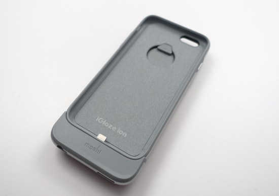 Moshi iGlaze Ion Review iPhone 6s Battery Case - 1
