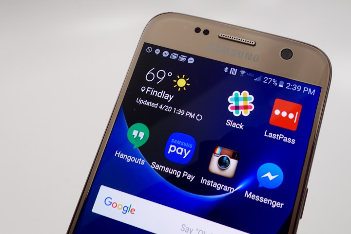 Samsung Galaxy S7 review summary.