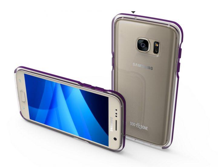 Dog & Bone Splash Galaxy S7 Case