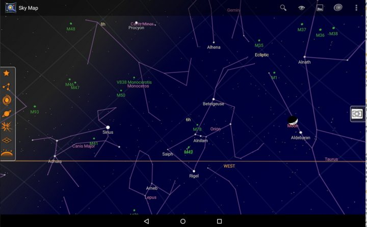 Sky Map - Best Star Apps