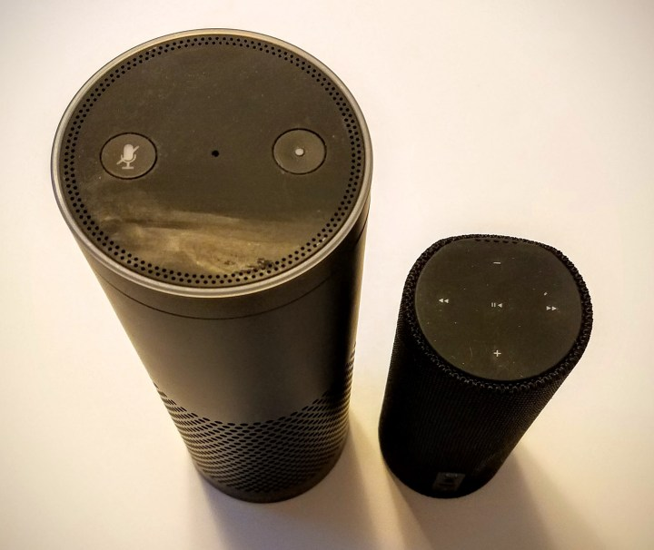 amazon echo v amazon tap top