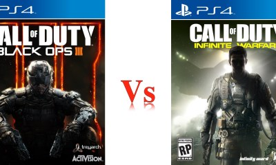 What's new in Call of Duty: Infinite Warfare vs Black Ops 3.