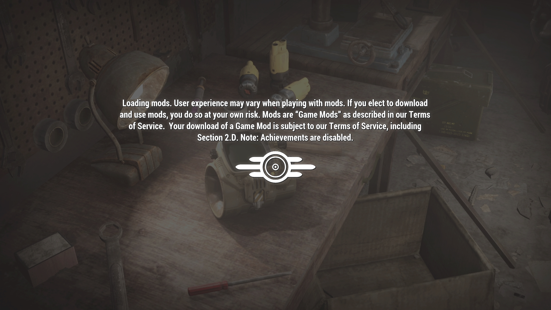 ps4 fallout 4 mods release 5 things to know. Black Bedroom Furniture Sets. Home Design Ideas